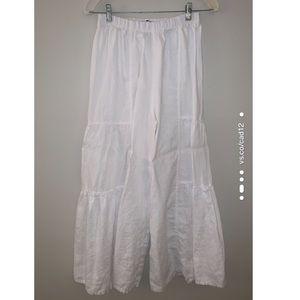 Match Point Linen Pants